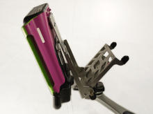 Mount'n Mover Stand 90 Wheelchair Device Mount