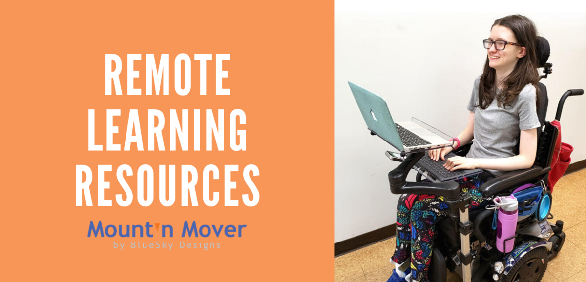 Mount'n Mover Remote Learning Resources