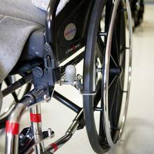 Everest and Jennings Metro (transport wheelchair)
