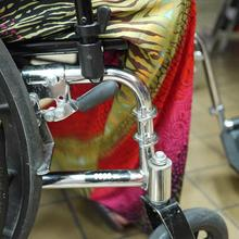 Invacare 9000 SL wheelchair