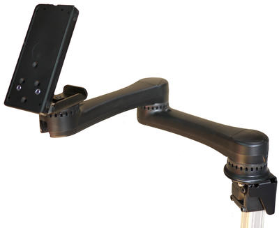 Easy Mover Dual Arm with Tilt Plate