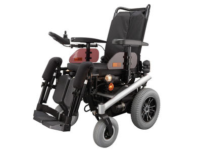 Bischoff & Bischoff Triplex power wheelchair