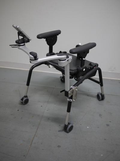Mount'n Mover installed on the Standard Activity Chair
