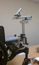 The Mount'n Mover is attached and can be positioned where it is needed.
