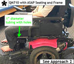 "QM710 with ASAP seating _see ""Approach 2"""