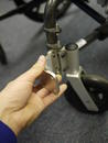 Attach LAE adapter plate to the AP plate