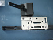 Attach the Solid Wheelchair Bracket (WB2) to the AP2 plate