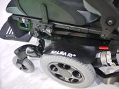 The Salsa also has a Tie-down on its seat frame.
