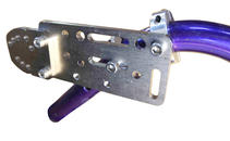Collar Clamps, WC-AP2 Adapter Plate and the WC-AAP Angle Adjust Plate