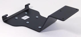 Tobii I-Series Device Plate, view of bottom tangs