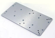 Device Plate, 100/75mm