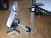 Table Clamp, below the table
