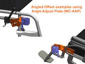 Angle Adjustment Plate (WC-AAP) for Angle Offsets